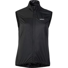 UYN Biking Alpha OW Second Layer Gilet anti vento e pioggia Donna, black